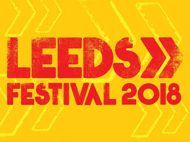 Leeds festival Logo
