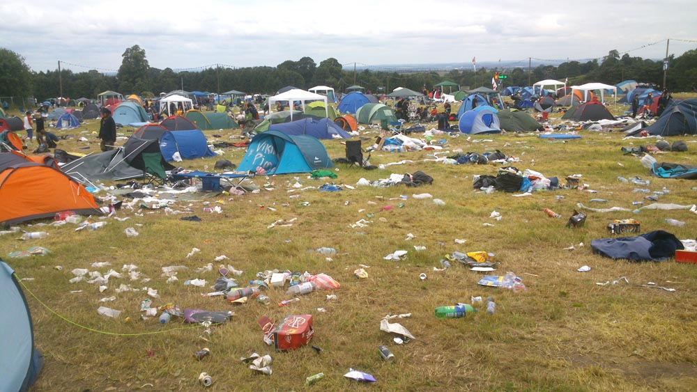 Festival Aftermath